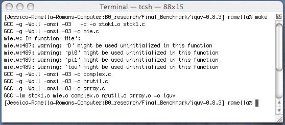 mac terminal example